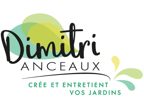Logo Dimitri Anceaux crée et entretient vos jardins