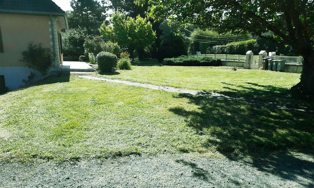 Entretien d'un jardin 2