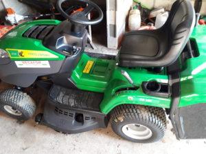 nouveaux tracteur tondeuse